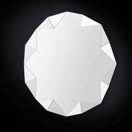 Miroir mural de design Diamond