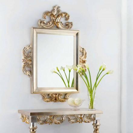Miroir mural deisgn classique Guy fait en Italie 113x155cm,