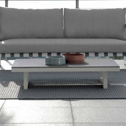 Talenti Alabama table basse de jardin de design fait en Italie