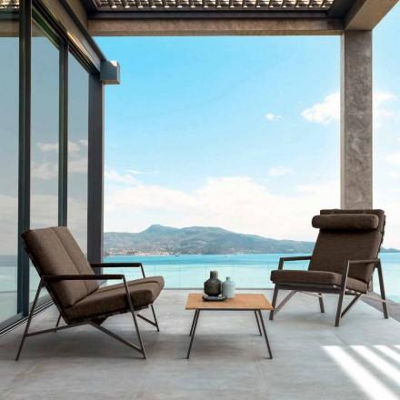 Talenti Cottage composition salon de jardin produite en Italie