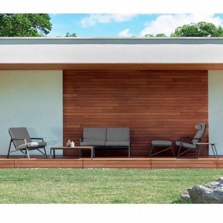 Talenti Cottage Composition Salon Moderne De Jardin Faite En Italie