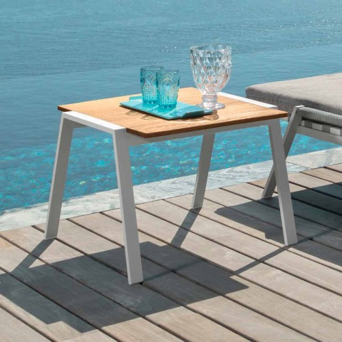Talenti Cottage table basse de café de jardin design faite en Italie
