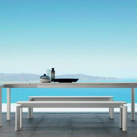 Talenti Milo banc de jardin de design moderne produit en Italie