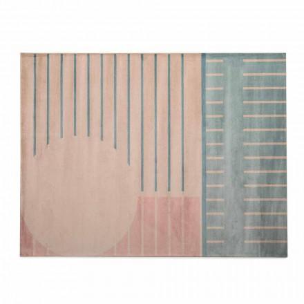 Tapis de salon de qualité en polyamide et polyester Made in Italy - Madama