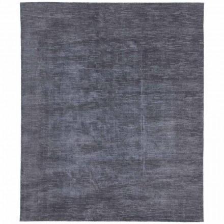 Grand tapis coloré avec un design rayé et moderne pour le salon - Prickle