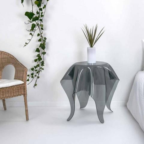 OttoFaite De Fumé Design Plexiglas D'appoint En Italie Table UpSMVGqz