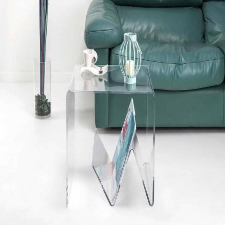Porte-revues / Design moderne en plexiglas, Cavour