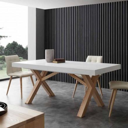 Table de salle à manger ou de cuisine, design italien moderne et ...