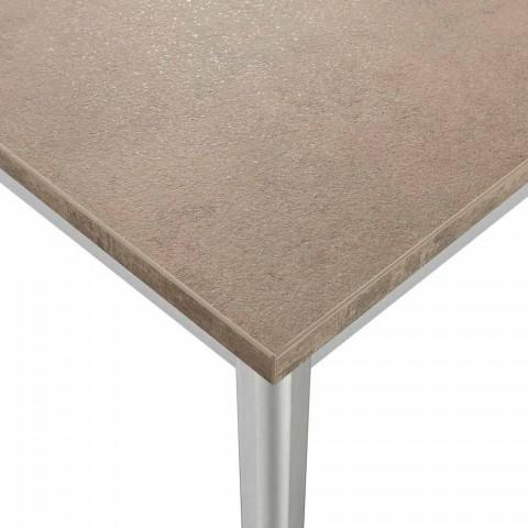 De Urbino Rallonge 3m En Table Long À AluminiumExtensible Jusqu'à 8wX0OPnk