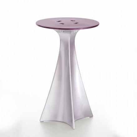 Table Haute de Design Moderne, en Polyéthylène – Jet Next