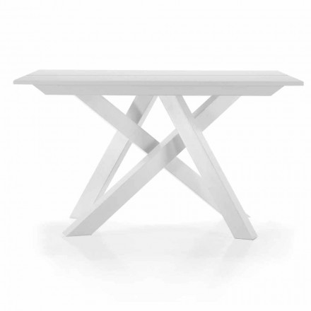 Table Console Extensible 325 cm en Mélamine Made in Italy – Settimmio
