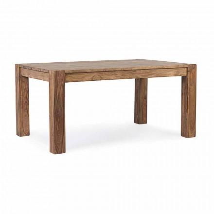 Homemotion - Table à manger extensible Wonder Wood jusqu'à 300 cm