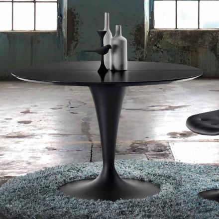 Table Ronde, Extensible et de Design Moderne – Borgia
