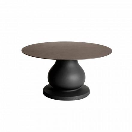 Table Ronde Design Classique en HPL, diamètre 140cm – Ottocento