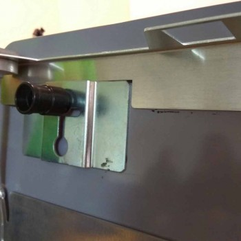 conception TERMOARREDO miroir hydraulique jusqu'à 709W Barry