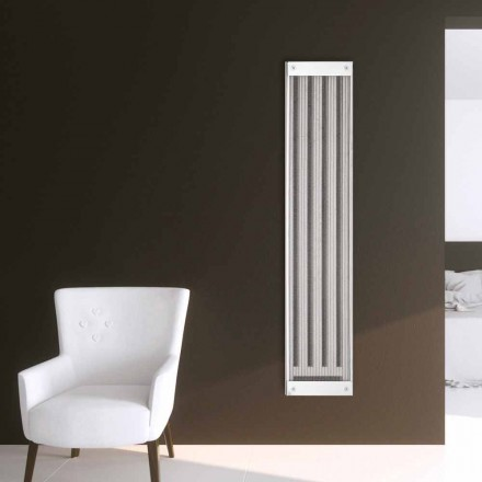 Radiateur électrique vertical de design moderne New Dress par Scirocco H