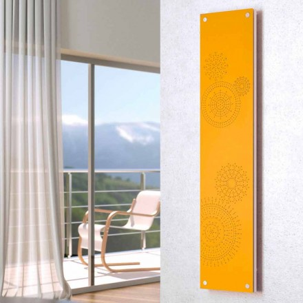 Radiateur hydraulique de design avec couverture New Dress Scirocco H