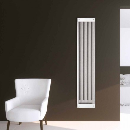 Radiateur hydraulique vertical de design moderne New Dress Scirocco H