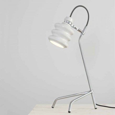 Toscot Battersea lampe de table en céramique, de design moderne