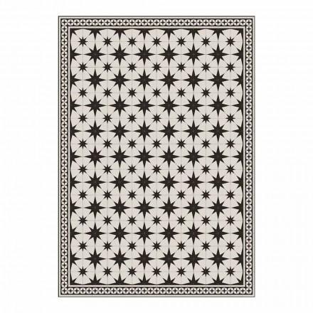 Design à motifs de napperon américain en PVC et polyester - Osturio