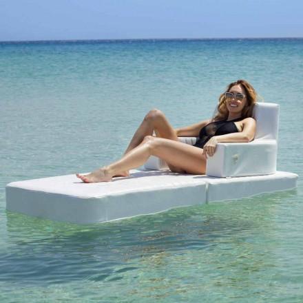 Trona Basic fauteuil flottant pour piscine moderne fait en Italie
