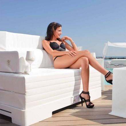 Grand fauteuil flottant de piscine Trona Magnum Luxury, design moderne
