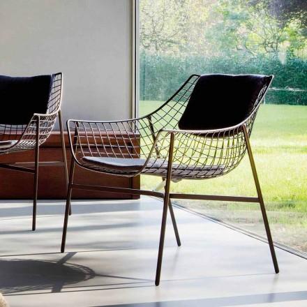 Fauteuil de jardin de design moderne Varaschin Summer Set