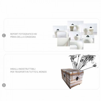 Salle de bains baignoire Furniture Design Finger food Made in Italy
