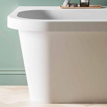 Blanc brillant / blanc mat libre et fabriqué en Italie - Margex