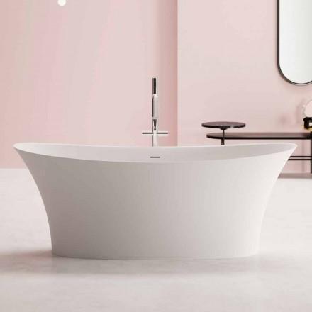 Bagnoire de Design Ilot, Design Solid Surface – Look