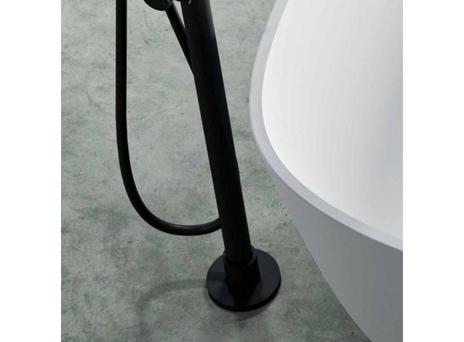 Baignoire Design Moderne à Poser, en Surface Solid - Canossa