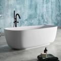 Bagnoire Ilot, de Design Moderne, en Solid Surface – Canossa