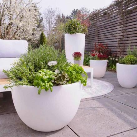 Vase avec éclairage LED ou solaire Design moderne de différentes tailles - Svasostar