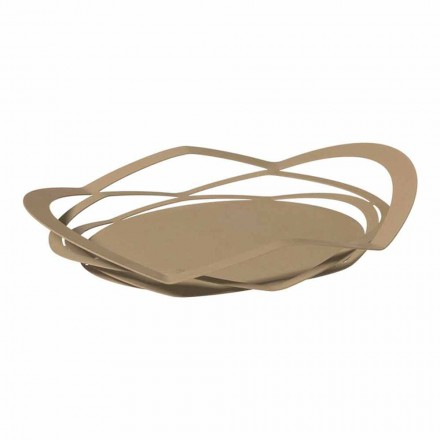 Plateau de cuisine moderne en fer fait à la main, fabriqué en Italie - Futti