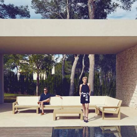 Vondom Frame salon de jardin moderne en résine polyéthylène de design