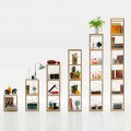 Bibliothèque de design moderne Zia Babele le Torri