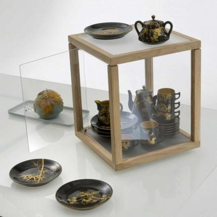 Porte-objets modulable  Zia Babele Trottola avec porte